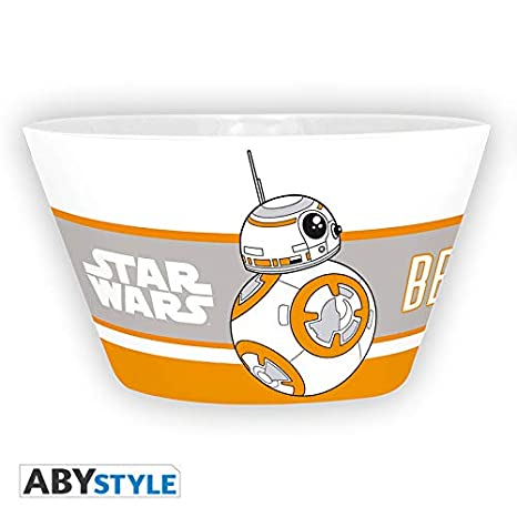 Amazon.com: ABYstyle Abysse Corp_ABYBOL016 Star Wars-Bowl ...