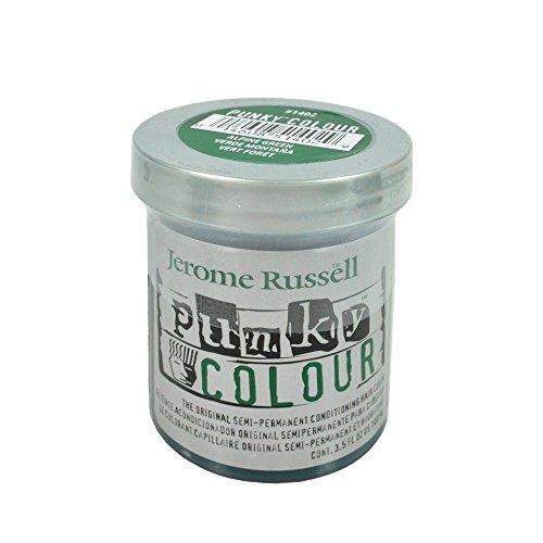 alpine green hair dye - 3