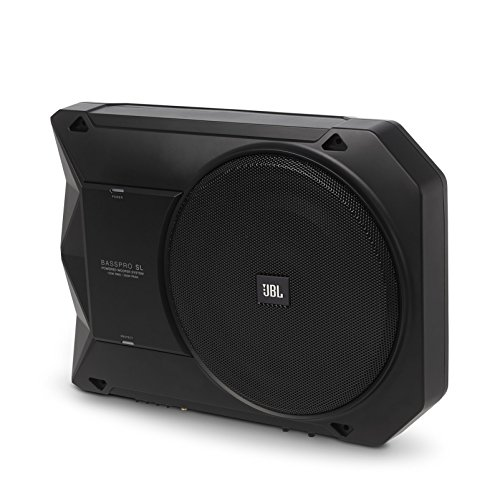 "JBL BASSPROSL Powered 8"" Underseat Subwoofer System"