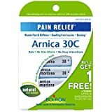 Arnica 30C(3 Tubes),Buy 2 Get 1 Free, 3 Count