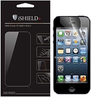 iPhone 5S 5C 5 SE Screen Protector Guard Shield Front + Back Clear FULL BODY