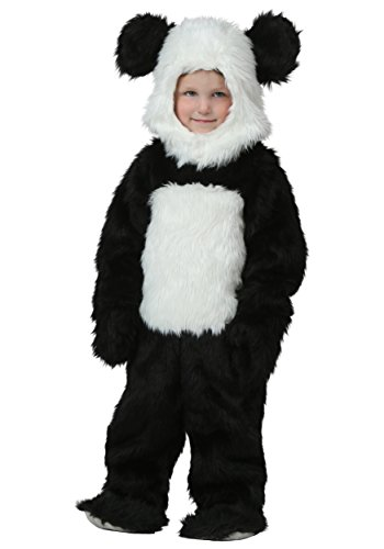 Panda Costumes For Toddler (Little Boys' Deluxe Panda Costume 2T)