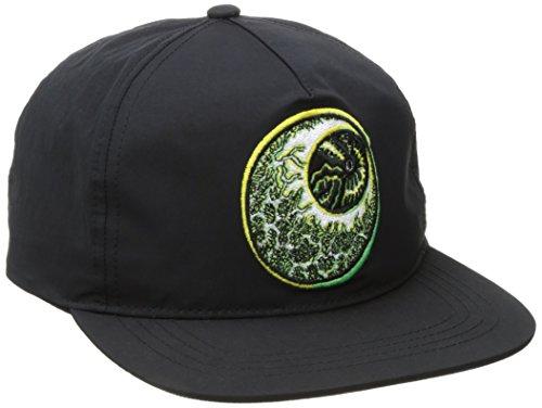 Volcom Men's Tetsunori Eye Hat, Black, One Size