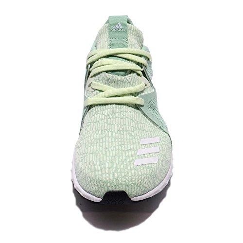 Adidas Femmes Bord Lux 2 W, Aergrn / Ftwwht / Ashgrn, 8 Us