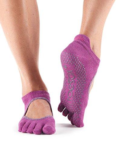 Bellarina Batik Adulte Toesox Full Chaussettes De Mulberry Toe Yoga EqRwg6