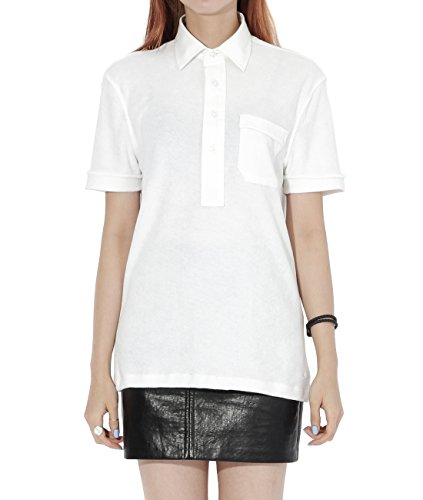 Wiberlux Tom Ford Women's One Pocket Polo Shirt 46 - Polo Ford Tom