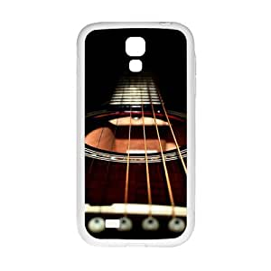 Guitar Brand New And Custom Hard Case Cover Protector For Samsung Galaxy S4