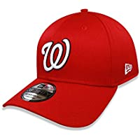 Boné New Era Aba Curva Washington Nationals Vermelho