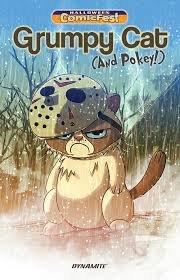 Grumpy Cat & Pokey #1 Halloween ComicFest Edition