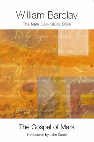 Download The Gospel of Mark (New Daily Study Bible) pdf