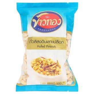 Khaothong Hulled Peanuts 500g