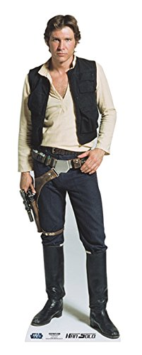 (Star Cutouts Cut Out of Han Solo)