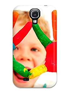 Hot Defender Case With Nice Appearance (cute Baby Colors) For Galaxy S4 4306279K89963098
