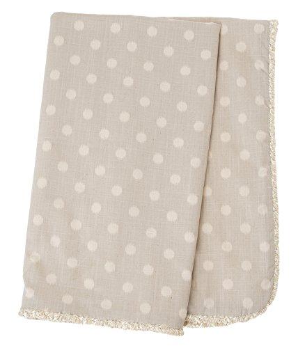 Glenna Jean Florence Quilt, Grey/Cream/Pink by Glenna Jean