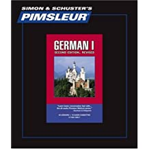 German I, Comprehensive: Learn to Speak and Understand German with Pimsleur Language Programs