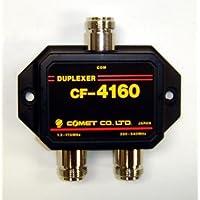 CF-4160J Comet 1.3-170Mhz 350-540Mhz Duplexer