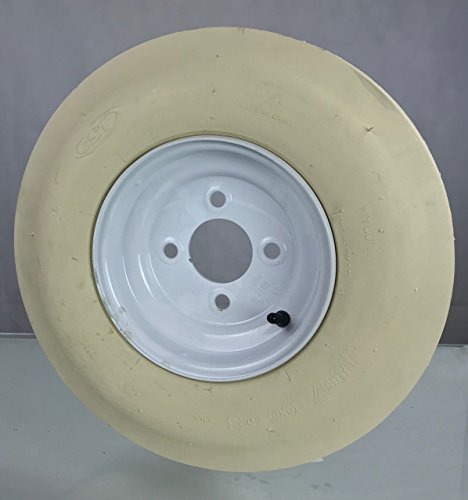 Pitching Machine Replacement Tire (Replacement Wheel Assembly)