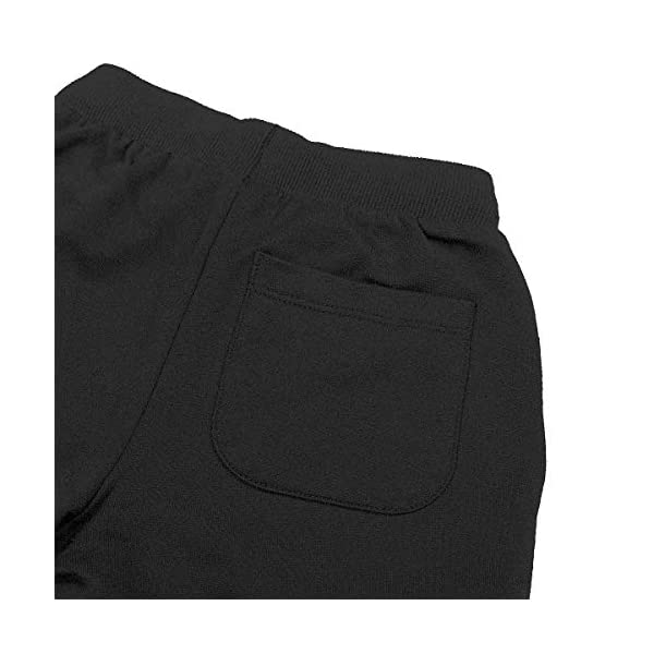 Boys Fashion Sweatpants Owl Steampunk Adjustable Waist Running Pants with Pocket 5
