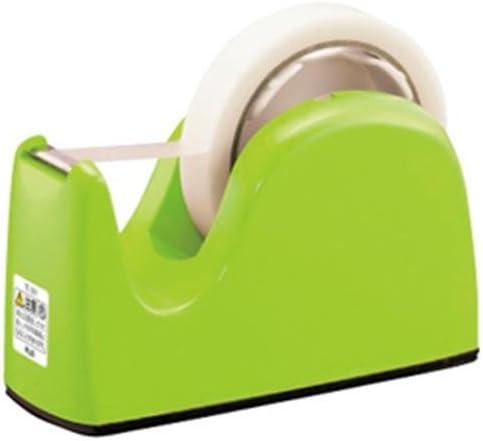 コンパクトテープカッター ライトグリーン 148-905