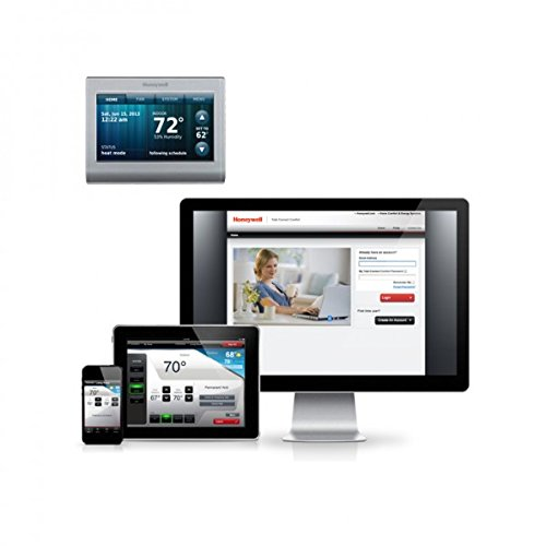 Honeywell Th9320wf5003 Wifi 9000 Color Touchscreen