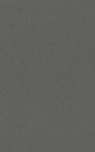 Charcoal Grey 11x14 Backing Board - Uncut Photo Mat Board (10-Sheets) (Gray Poster Board)