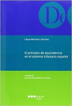 El principio de equivalencia en el sistema tributario español