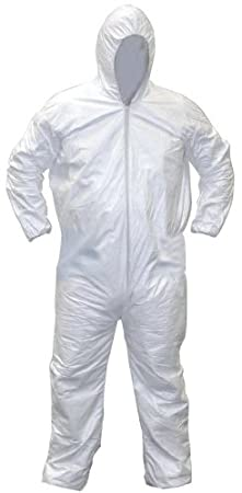 Amazon.com: SAS seguridad 6893 gen-nex All-Purpose Coverall ...