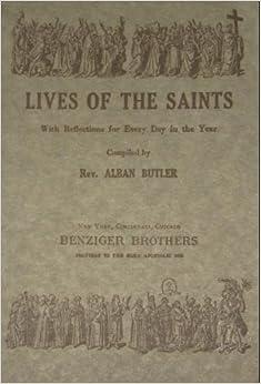 Lives of the Saints: Amazon.com: Books