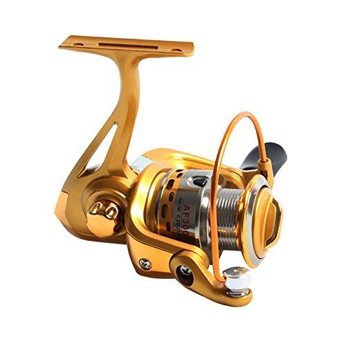 Sougayilang fishing reels spinning freshwater saltwater for Sougayilang spinning fishing reels