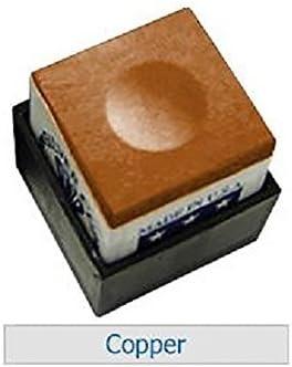 Silver Cup - Tiza para Taco de Billar (Cobre), Color Plateado ...