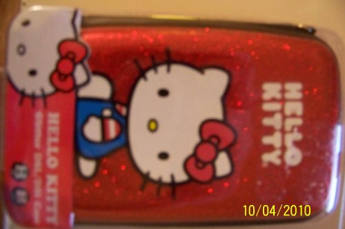 - Hello Kitty Nintendo DSi and DS Glitter Case