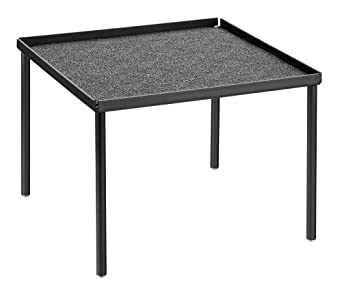 """Chemglass CLS-4021-1515 Aluminum Tray with Liners, 15"""" Length x 15"""" Width"""
