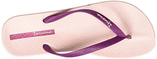 Ipanema Anatomica Soft, Chanclas para Mujer Mehrfarbig (pink/bordeaux)