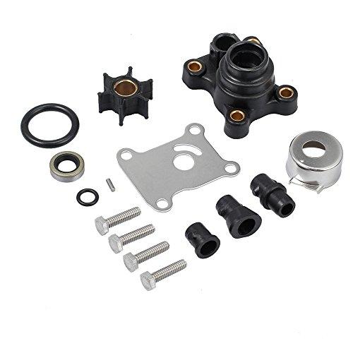Tanice Impeller Water Pump 9.9hp & 15hp Repair Kit for Johnson/Evinrude 394711 (Bombardier Johnson Evinrude)
