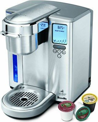 Breville BKC700XL Gourmet Single-Serve Coffeemaker with Iced-Beverage Function by Breville (Image #1)