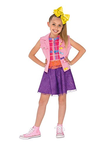 Rubie's JoJo Siwa Boomerang Music Video Outfit Costume, Multicolor, Medium from Rubie's