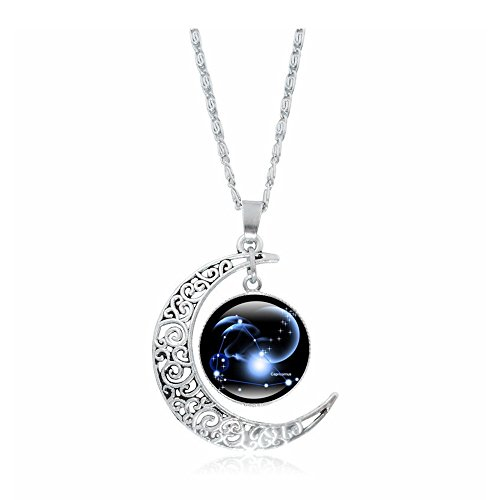 Zodiac Crystal Charms - 8