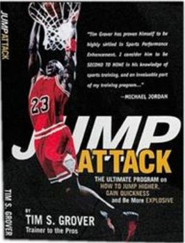 1: Jump Attack: the Ultimate Program On How to Jump Higher and be More Explosive