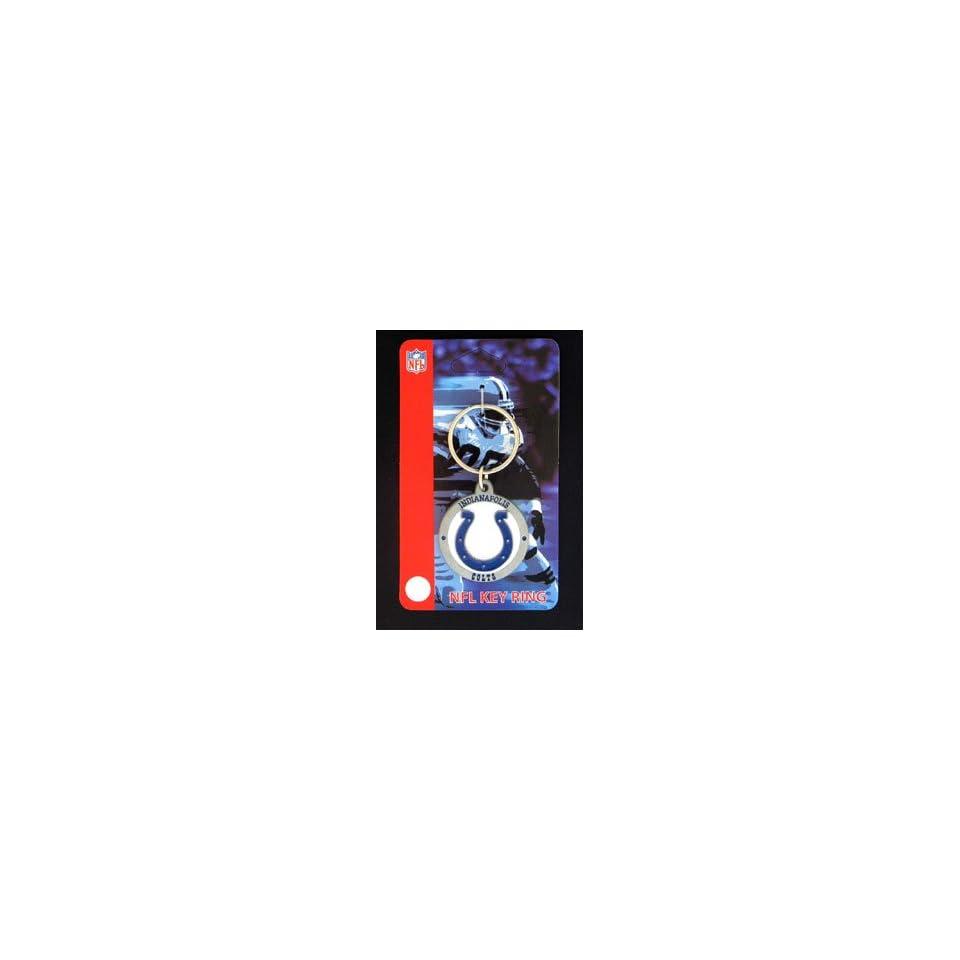 Indianapolis Colts NFL Logo Key Ring