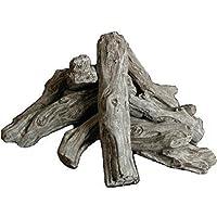 Rasmussen 30 Inch Driftwood Fire Pit Log...