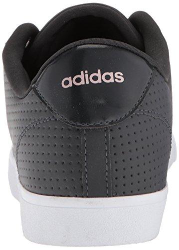 Adidas Kvinners Jf Daglig Qt Cl W, Hvit / Hvit / Grå To, 7 M Oss Karbon / Karbon / Damp Grå