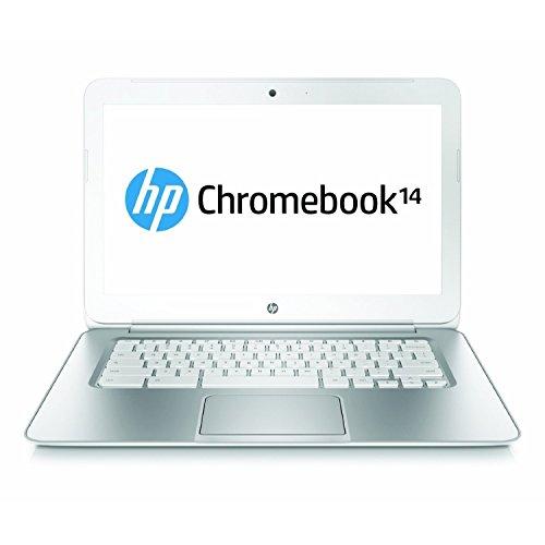 2018 HP 14″ HD Chromebook Laptop Computer, Intel Dual-Core Celeron 2955U Processor, 4GB Ram,16GB SSD, Webcam, HDMI, Bluetooth, Chrome OS (Certified Refurbished)