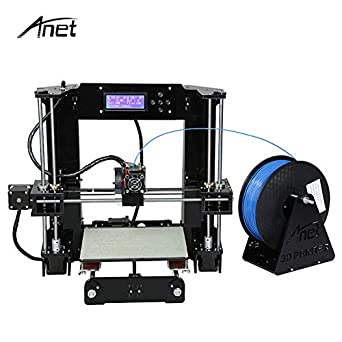 Amazon.com: Anet Auto Leveling - Impresora 3D A6 con ...