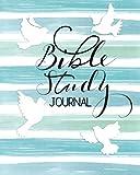 Bible Study Journal: Creative Christian Workbook