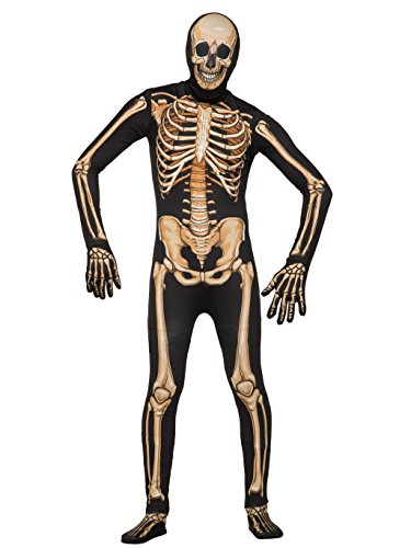 Forum Novelties Mens Disappearing Man Deluxe Skeleton Costume -