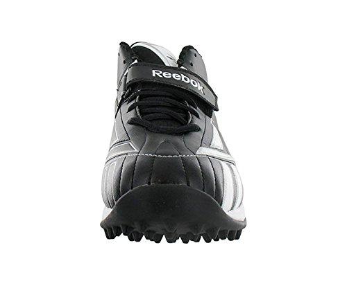 White Pro Reebok Black Blitz Mens Shoes Full II Football KFS Q2 1F6xgqnCFw