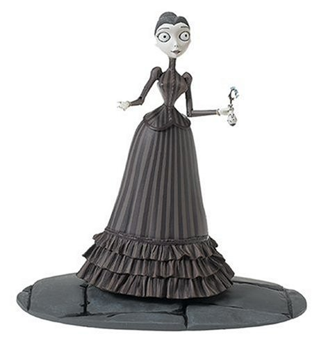T M P Intl Corpse Bride Action Figure Victoria (Corpse Toy Bride)