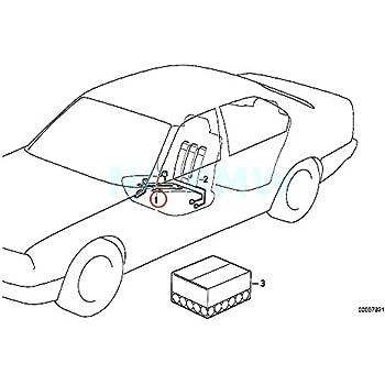 Amazon Com Bmw Genuine Base Seat Heater Element Automotive