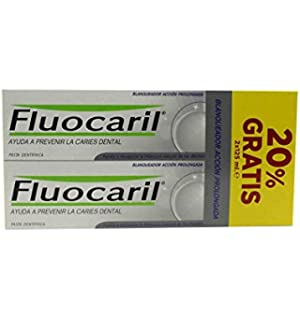 FLUOCARIL Blanqueador 2x125ML