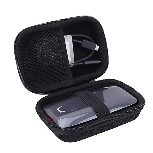 Aenllosi Hard Carrying Case for Samsung X5 Portable SSD - 1TB/2TB/500TB - Thunderbolt 3 External SSD by Aenllosi (Image #1)